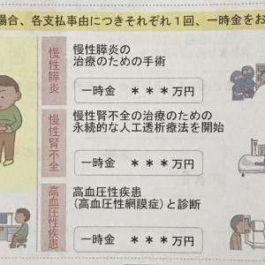 糖尿病患者の生命保険