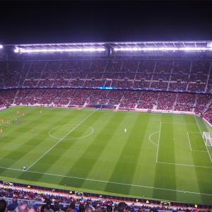 バルセロナ カンプノウ チャンピオンズリーグ観戦  試合当日までの準備