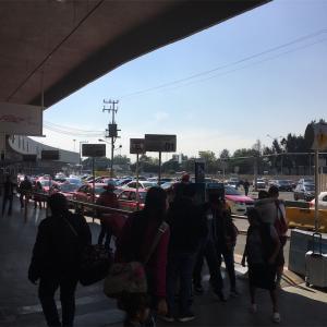 首都 メキシコシティから 街自体が世界遺産 グアナファト 行き方