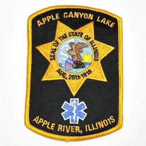 イリノイ州 アップルリバー 緊急医療者・Apple River Illinois EMT