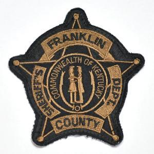 ケンタッキー州フランクリン郡保安官部門・Commonwealth of Kentucky Franklin County Sheriff's Dept.