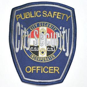 シティセキュリティオフィサー・City Security Officer