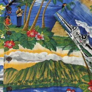 ハワイに到着した観光客・Tourist arrived in Hawii