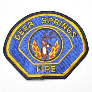 ディア スプリングス 消防・Deer Springs Fire