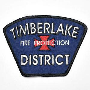 ティンバーレイク地区 消防・Timberlake District Fire Protection