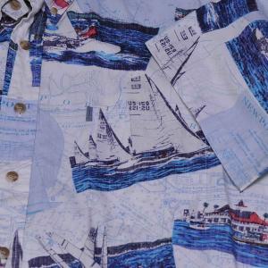 ヨットと設計図・Yacht and Plans