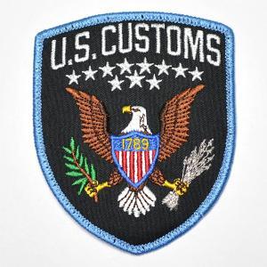 アメリカ税関・U.S. Customs