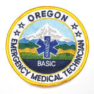 オレゴン 緊急医療技術者・Oregon Medical Technician