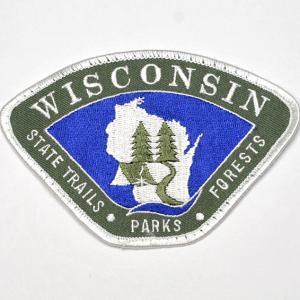 ウィスコンシン 自然歩道 森林 公園・Wisconsin State Trails Forests Park