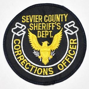 セビア郡保安官部門刑務官職員・Sevier County Sheriff's Dept. Corrections Officer