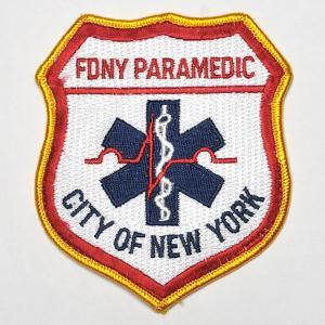 ニューヨーク市消防局 救急医療士・FDNY Paramedic