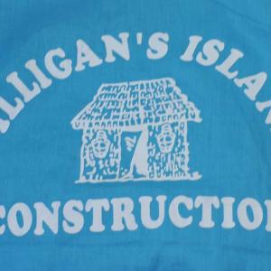 ギリガンの島 建設・Gilligan's Island Construction