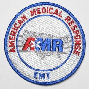 アメリカ医療対応行動 医療技術者・American Medical Respose EMT
