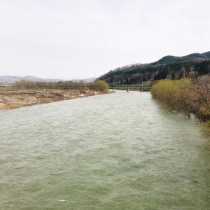 激流の皆瀬川で五目釣りにチャレンジ