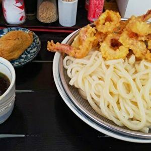 いちみ/高松市新北町/朝7時からのサービスうどんはなんと150円。ここでしか食べられないフカの天ぷらとは??