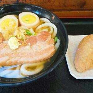 うどんの田/高松市寺井町/ダントツ人気の角煮うどんを食べたければ朝一並ぶべし