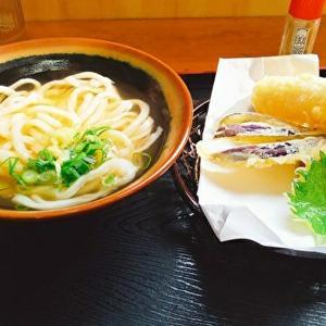 白川うどん/善通寺市櫛梨町/おすすめは特上揚げたて天ぷらと機械を使わない手打ち細麺うどん