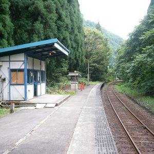 路線の思い出   第340回  神岡鉄道・漆山駅跡