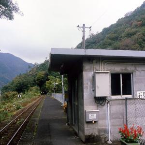 路線の思い出  第373回  三江線・石見松原駅