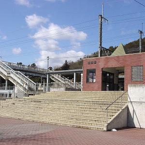 路線の思い出  第401回  福知山線・道場駅