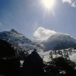 第464回  厳冬期の北八ヶ岳縦走路 その3 (天狗岳と下山)