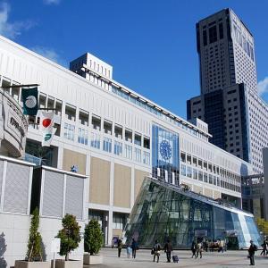 路線の思い出  第452回  函館本線・現在の札幌駅