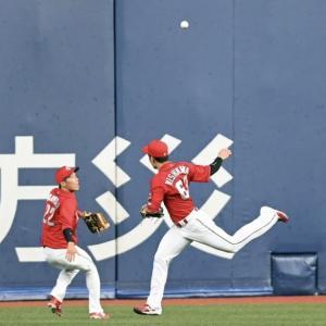 広島・ミスミス今季2度目の6連敗 佐々岡監督「取ってほしい打球もあった」