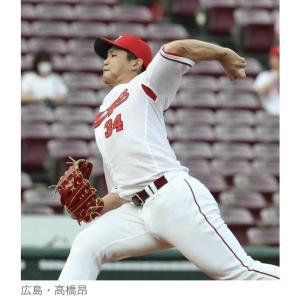 広島・高橋昂 空席の先発6枚目ゲットへ気合「4月、5月の投球ができれば結果はついてくる」