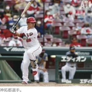 広島・カープで出会った00世代の4人の野手。一軍デビューを果たせていない中神拓都が描く昇格ロード