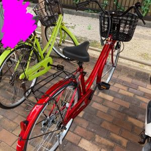 自転車買い替え