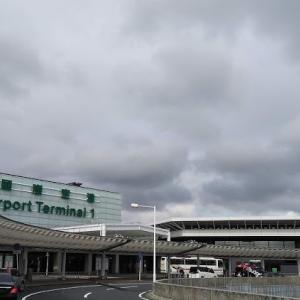 成田空港の送り方 東京のタクシードライバー 車寄せの行きかた