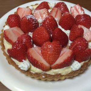 3回目の結婚記念日!手作りケーキ(日常ぶろぐ)