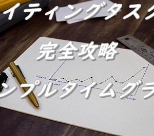 IELTSライティングタスク1の徹底対策【シンプルタイムグラフ】