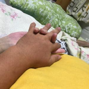 妻の手を握り続ける為に