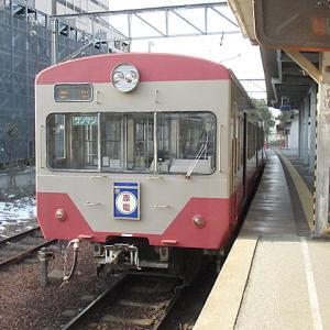 近江鉄道の赤電に念願の初接近