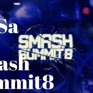 SmashSummit(スマッシュサミット)8に出場中のaMSa(あむさ)選手のTwitterは見た?