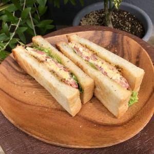 『BLTEサンド ~ハニーマスタード風味~』New Bread Menu登場です♪