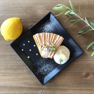 『レモンヨーグルトシフォン』国産レモン使用♪限定シフォン更新です