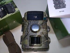 2つ目のトレイルカメラ