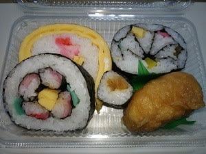 飾り寿司♪