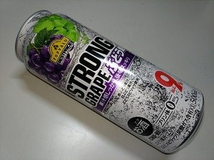 TOPVALUの缶チューハイ・・・