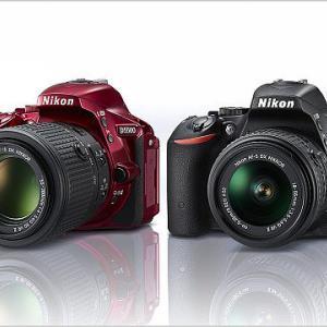 Nikon D5500 システム