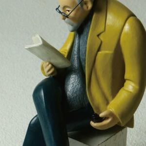 COOL氏の人形  COOL氏「個展」来週11月18日月曜日からです。