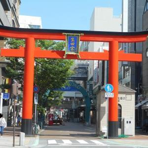 神戸の中心地にある縁結びの『生田神社』