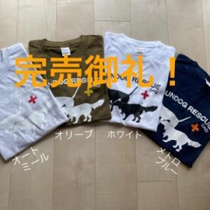 Tシャツ販売開始のお知らせ