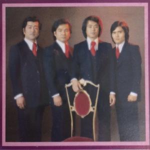 中川博之氏楽曲紹介124 森雄二とサザンクロス「感謝しています」