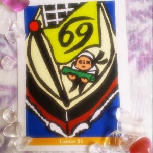 夏至&蟹座新月✨カードリーディング✨どの船に乗り、誰と仲間になり、何を目指すのかを決める時