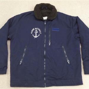 フランスの軍服    海軍デッキジャケット(ブルー)とは?  0165   🇫🇷