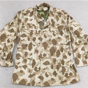 国籍不明  ダックハンター迷彩のM65フィールドジャケットとは?  0160  Unknown