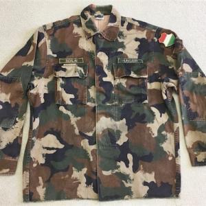 ハンガリーの軍服  陸軍迷彩シャツとは?  0175    🇭🇺
